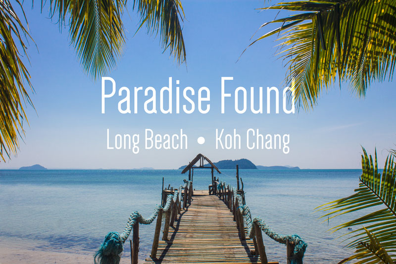 Long Beach Koh Chang