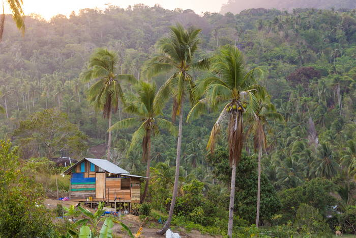 how to get to natuna island