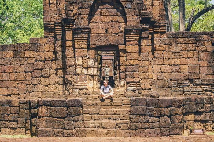 Prasat Muang Sing Historical Park Saiyok