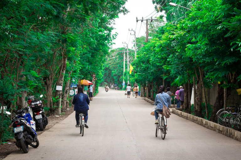 Bang Krachao Cycling Route
