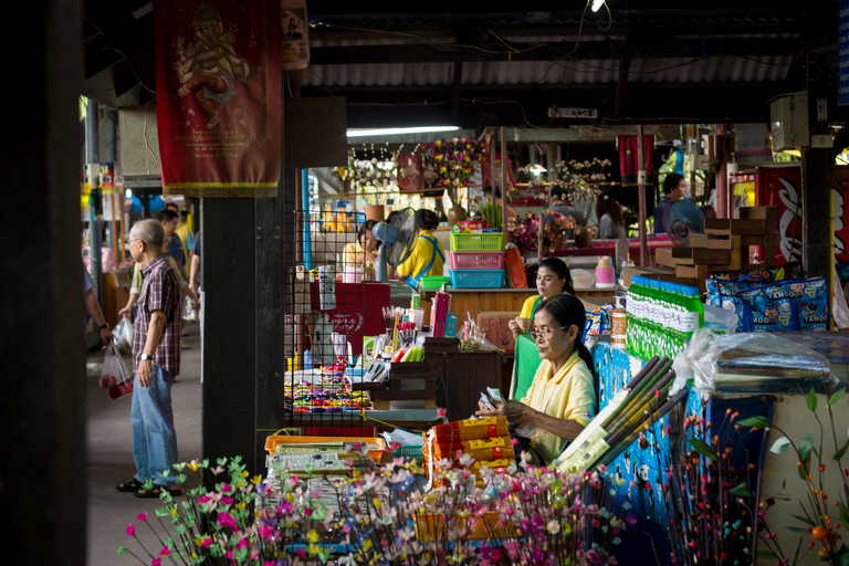 Bang Nam Peung Floating Market Bang Krachao