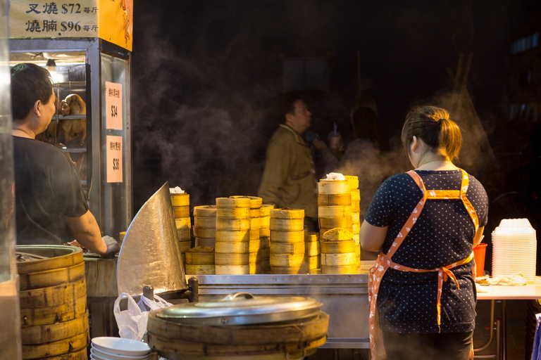 Eat Dim Sum on Cheung Chau Island