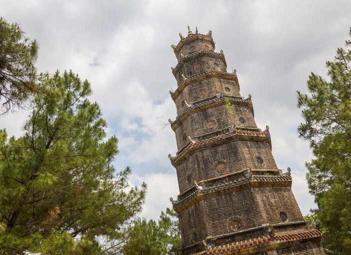 Hue Attractions Thien Mu Pagoda