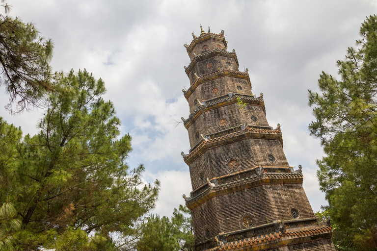 Hue Attractions Thien Mu Pagoda
