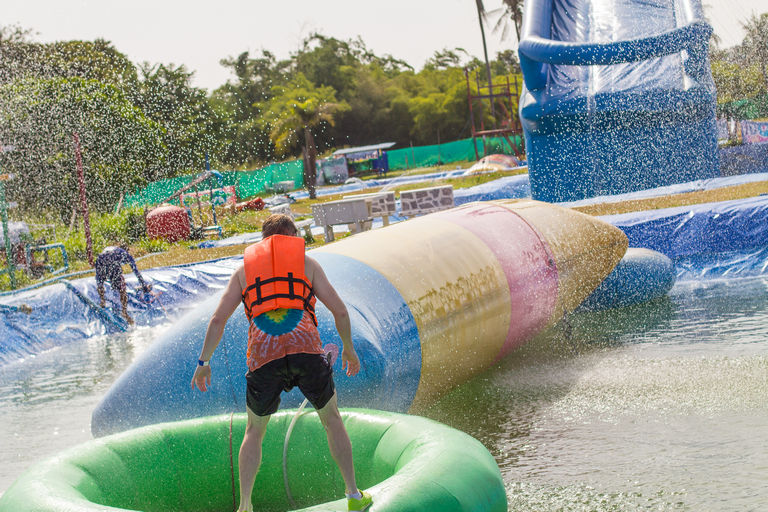 Splashdown Waterpark Pattaya Runner