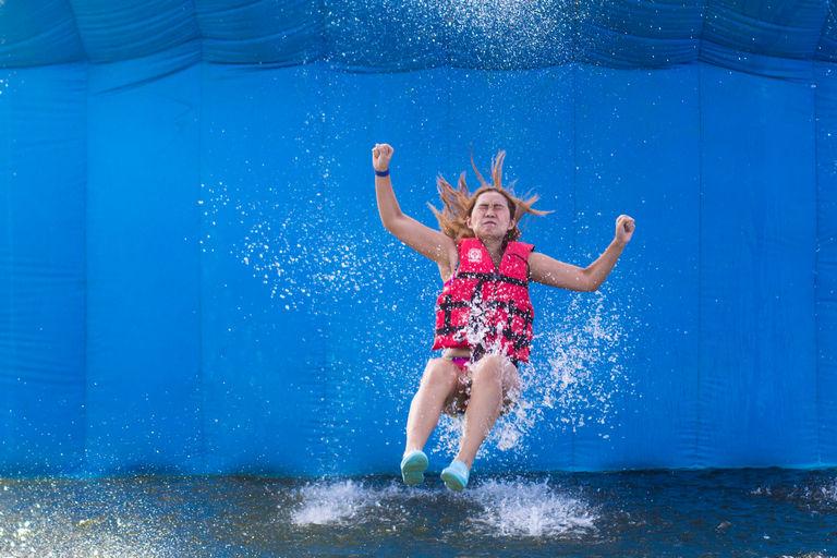 Splashdown Waterpark Pattaya Slide