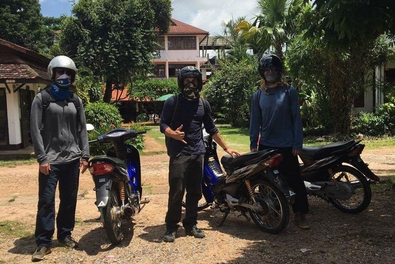 Three Amigos Before the Thakhek Loop Journey