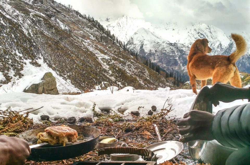 Beas Kund Trek Going Solo With A Sherpa