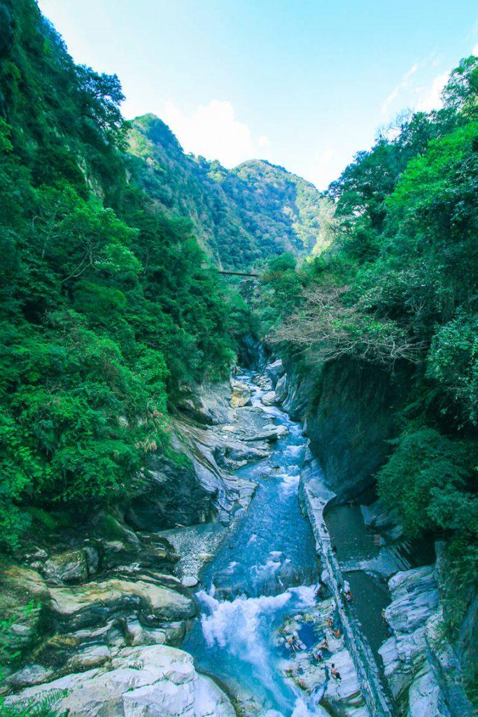 wenshan hot spring a taroko national park attraction
