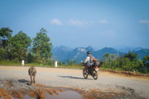 ho chi minh trail by motorbike