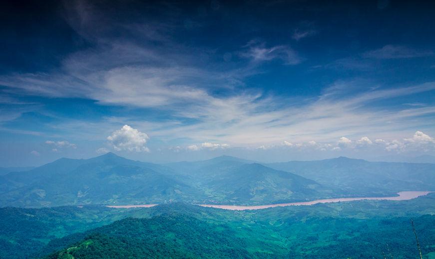 doi pha tang chiang rai attractions