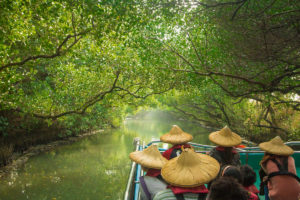 sichao green tunnel tainan