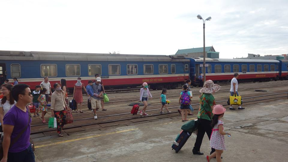 Traveling Southeast Asia by Train