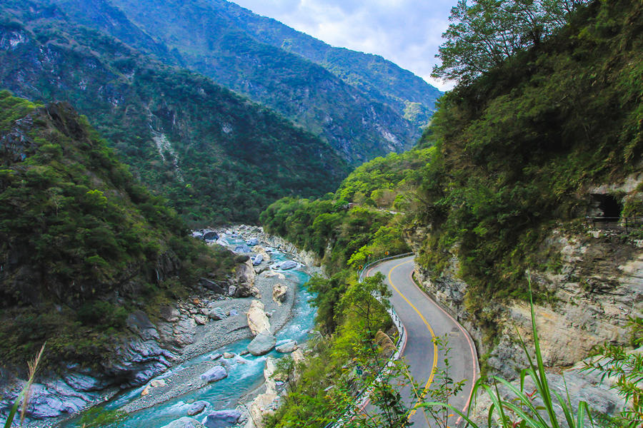 taroko national park taiwan