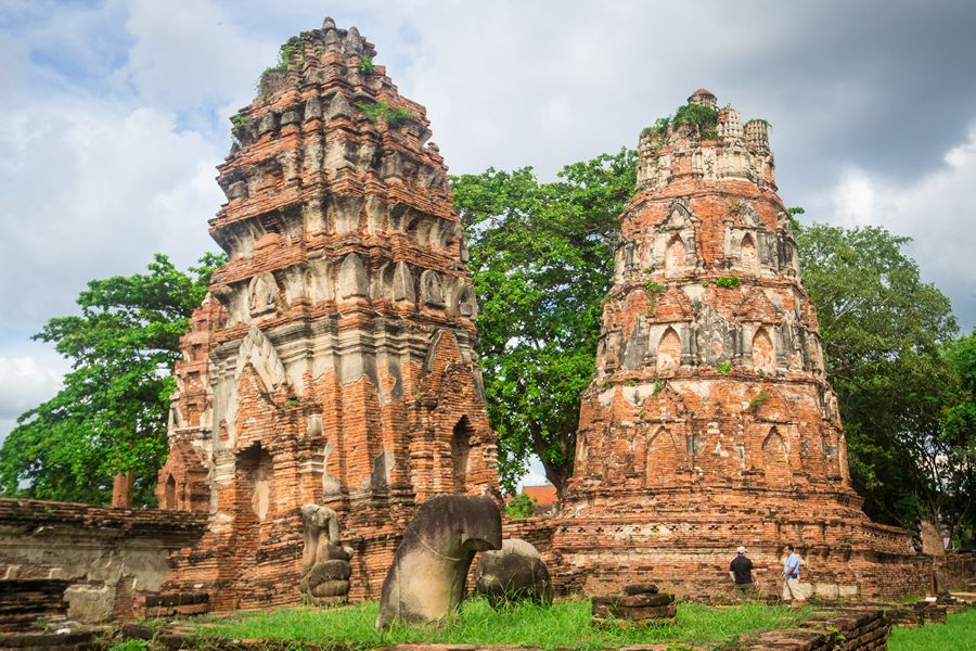 Places to Visit Near Bangkok - Ayutthaya