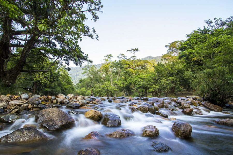 Waterfalls to visit near bangkok