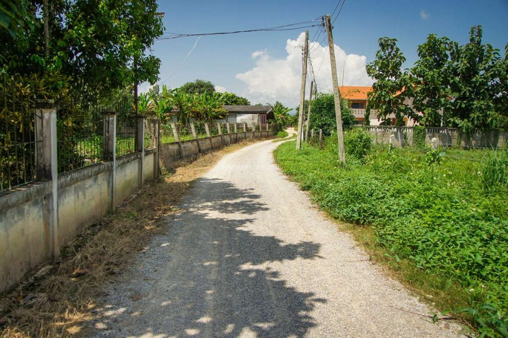 Living in Chiang Rai