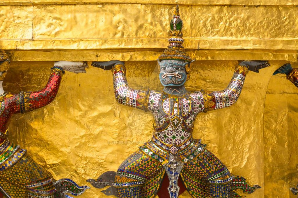 Grand Palace Bangkok Thailand header