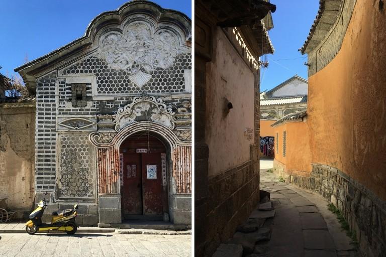 Xizhou Streets Yunnan Travel Guide