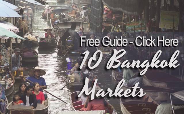 Bangkok Markets Guide