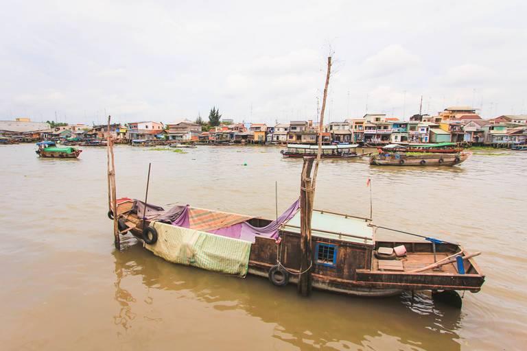 Can Tho Meekong Detla