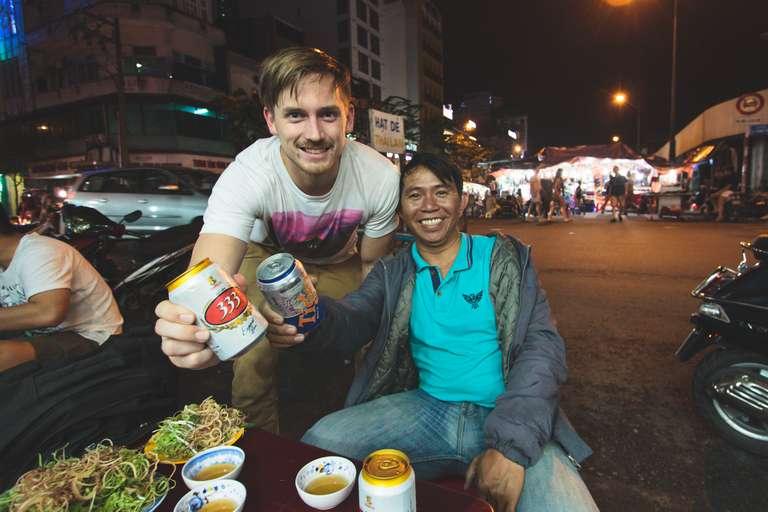 Dinner in Ho Chi Minh City