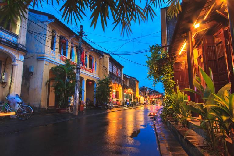 Hoi An Vietnam Motorbike Itinerary