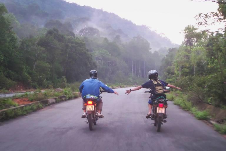 Vietnam Motorbike Itinerary Phu Quoc Island
