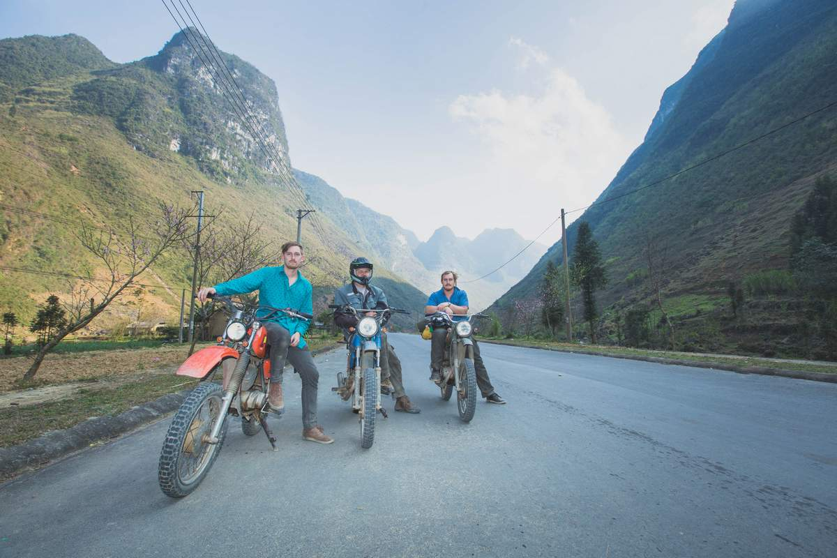 The Ultimate Vietnam Motorbike Route - The Lost Passport