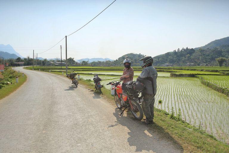 Vietnam Motorbike Itinerary