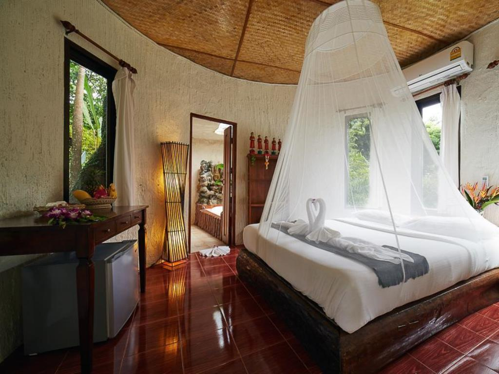 Khao Sok Paradise Resort Budget Thailand