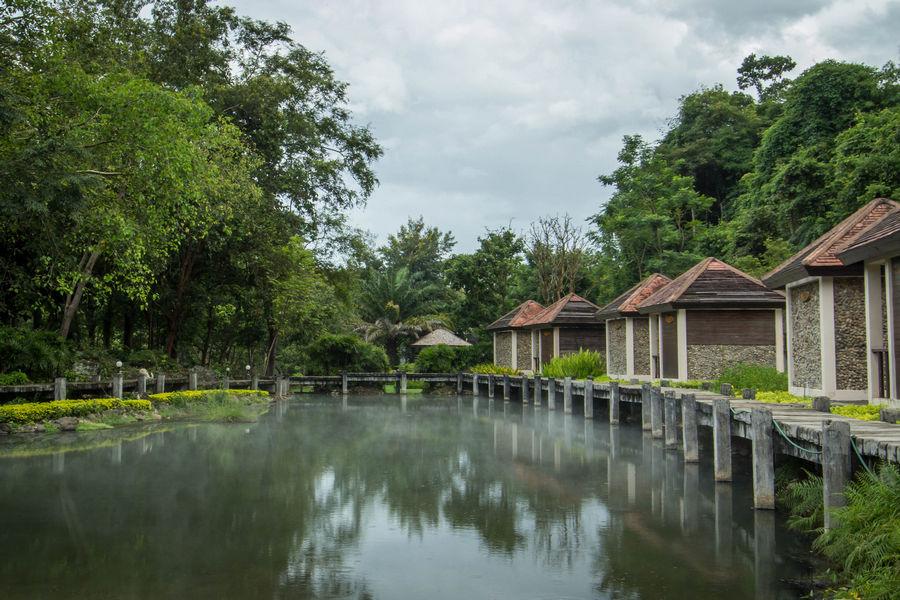 Fang Hot Spring Chiang Rai