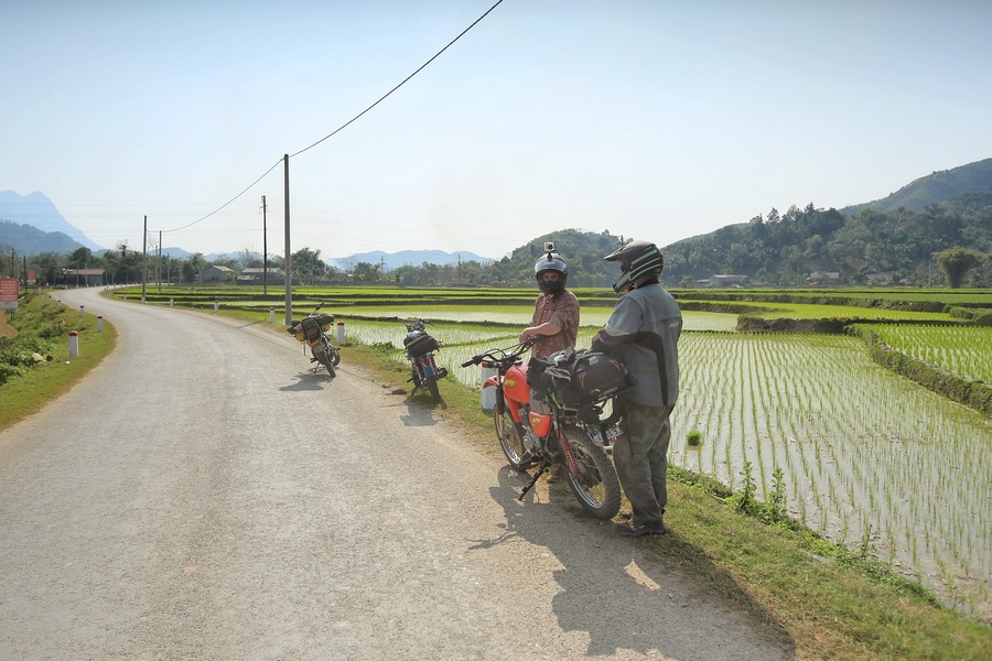 Hanoi to Ha Giang Motorbike