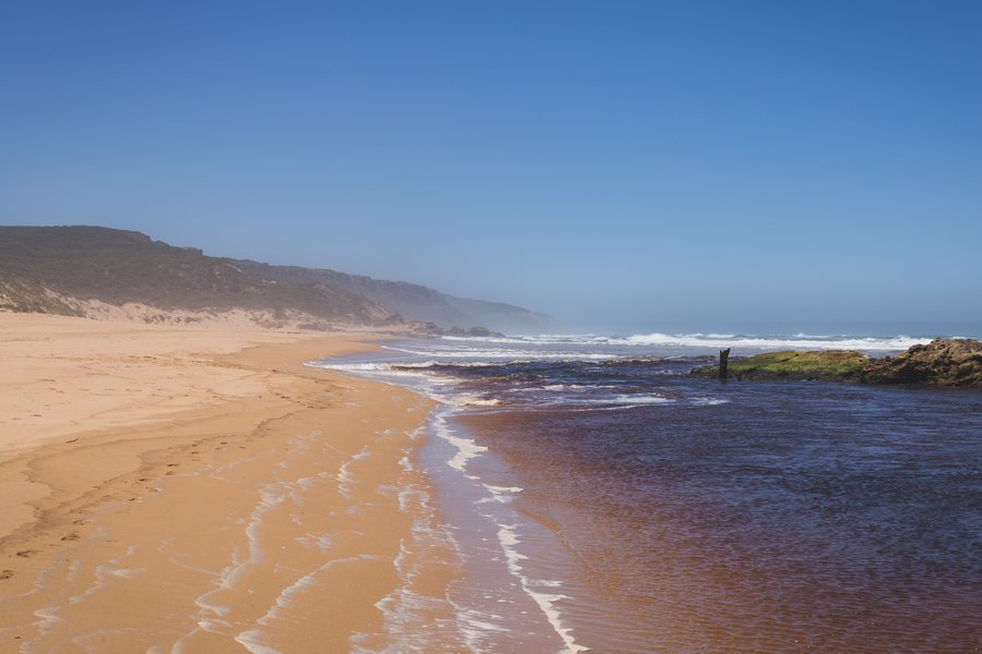 Princetown Beach - Great Ocean Road
