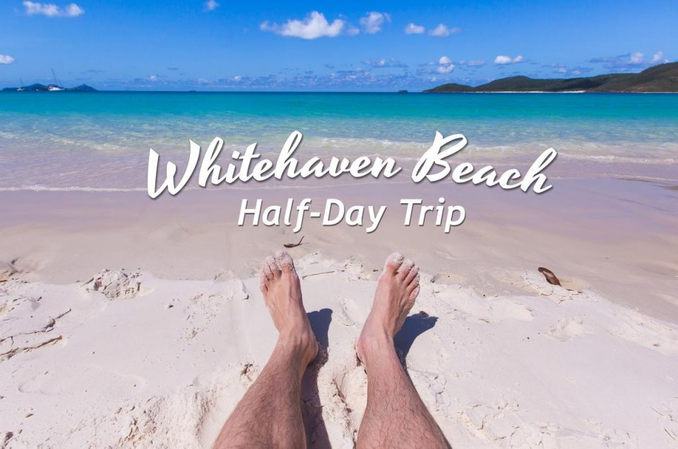 Whitehaven Beach Half Day Trip (Whitsunday Island)