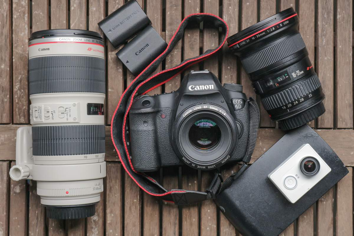 Guide To The Best Travel Photography Gear