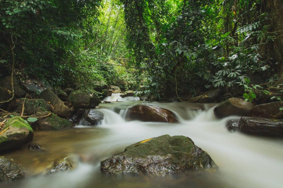 Khun Korn Waterfall (Namtok Khun Korn), Chiang Rai