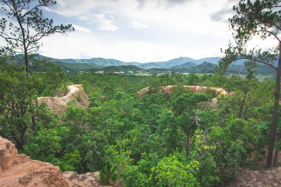 How to Get to Pai Canyon