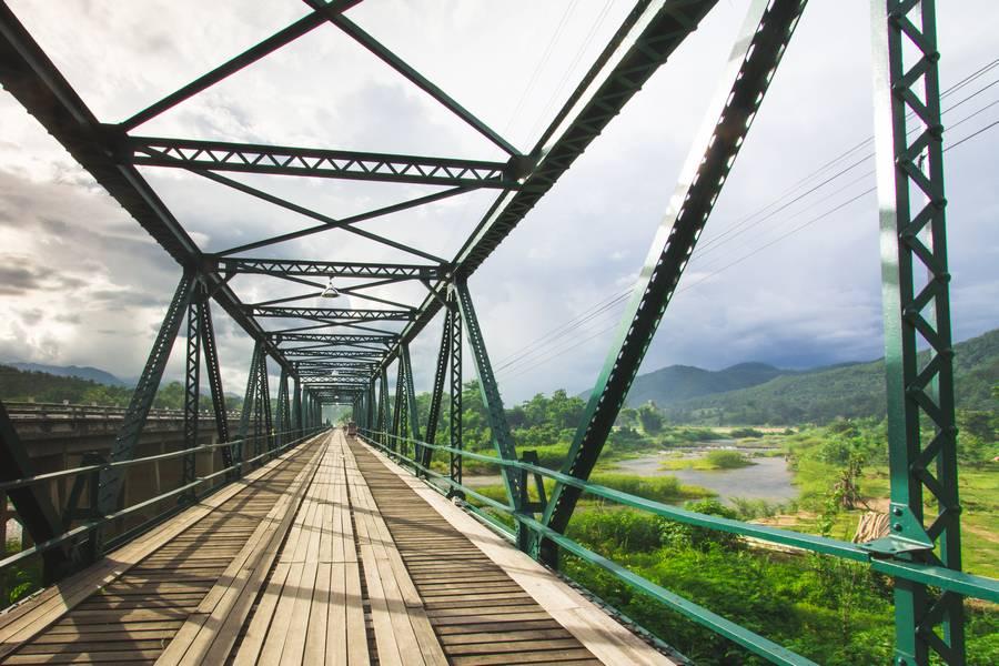 Pai WW2 Memorial Bridge
