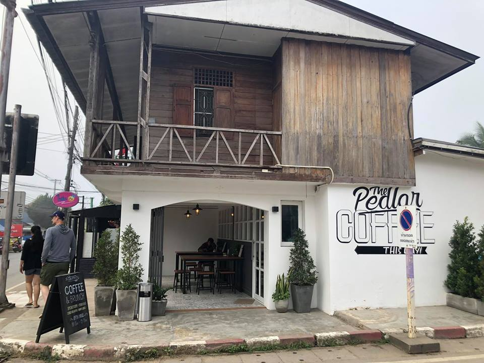 Pedlar Coffee Pai