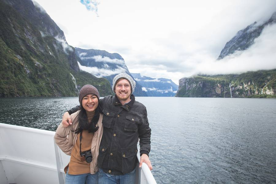 Cruise with Southern Discoveries New Zealand