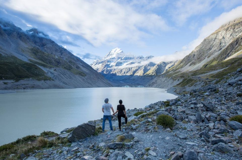 Two Week New Zealand South Island Itinerary