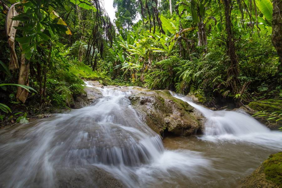 Kratengjeng Waterfall