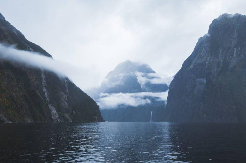 Milford Sound Cruise, New Zealand's Fiordland NP