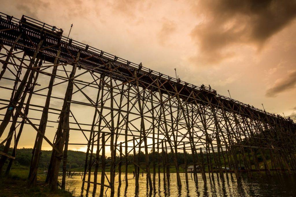Mon Bridge Sangkhlaburi