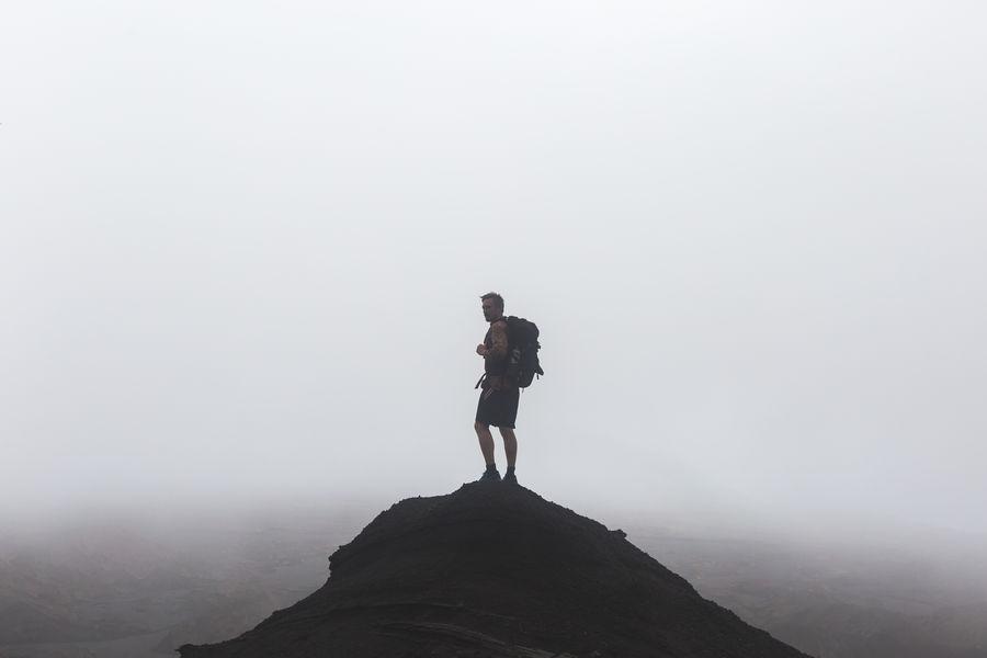 Hiking Ambrym's Volcanoes