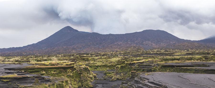 Mt Benbow Volcano Ambrym