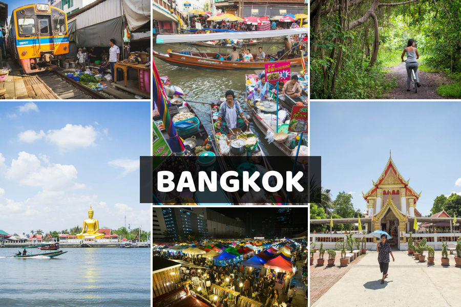 Bangkok - Thailand Travel Guide