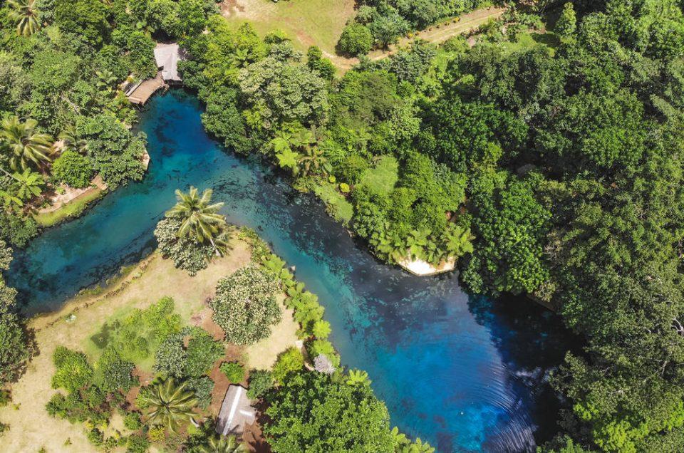Vanuatu's Incredible Blue Lagoons (Santo & Efate)