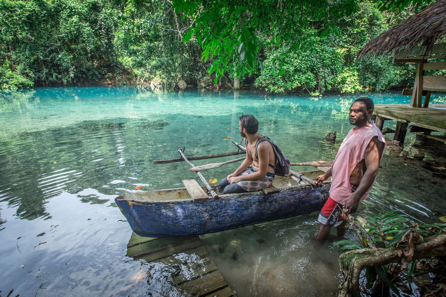 Riri Blue Lagoon